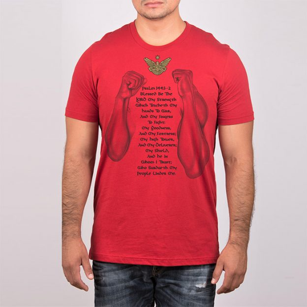 Psalm of David T-Shirt. Unctionclothing.com
