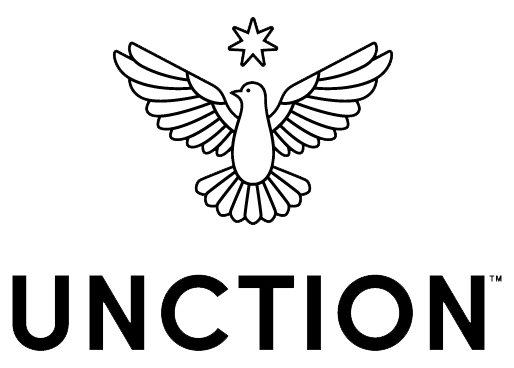 Unction Holy Spirit Dove Logo. Unctionclothing.com