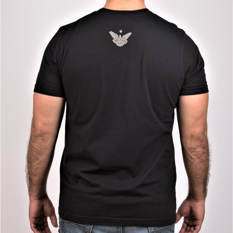 Black T-Shirt. Unctionclothing.com
