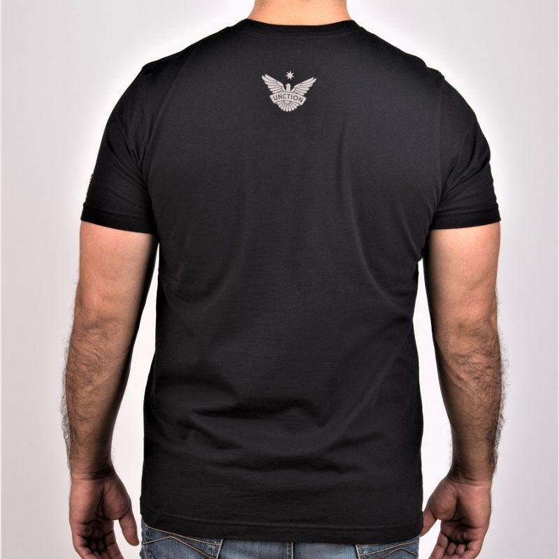 Black T-Shirt. Unctionclothing.com